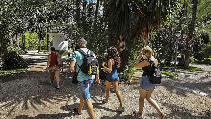Elche prepara un plan estratégico con el Consell para relanzar el sector turístico