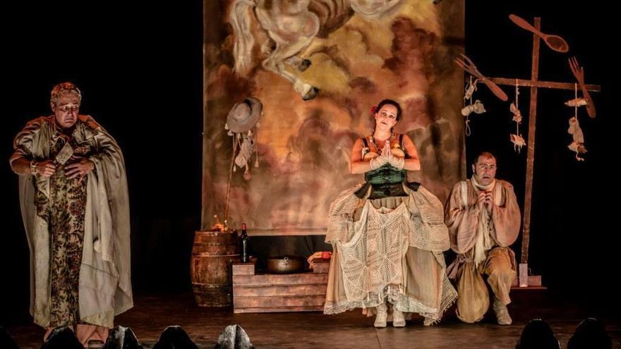 Teatro Guirigai abre la temporada en Calamonte el sábado 27 con la comedia 'Camino del paraíso'