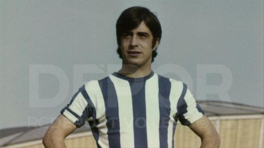 Fallece 'Piño', exjugador del Deportivo