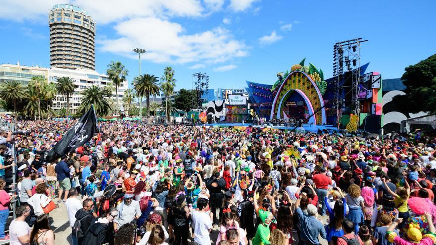 Promoción abre el plazo para el cartel del Carnaval 2019