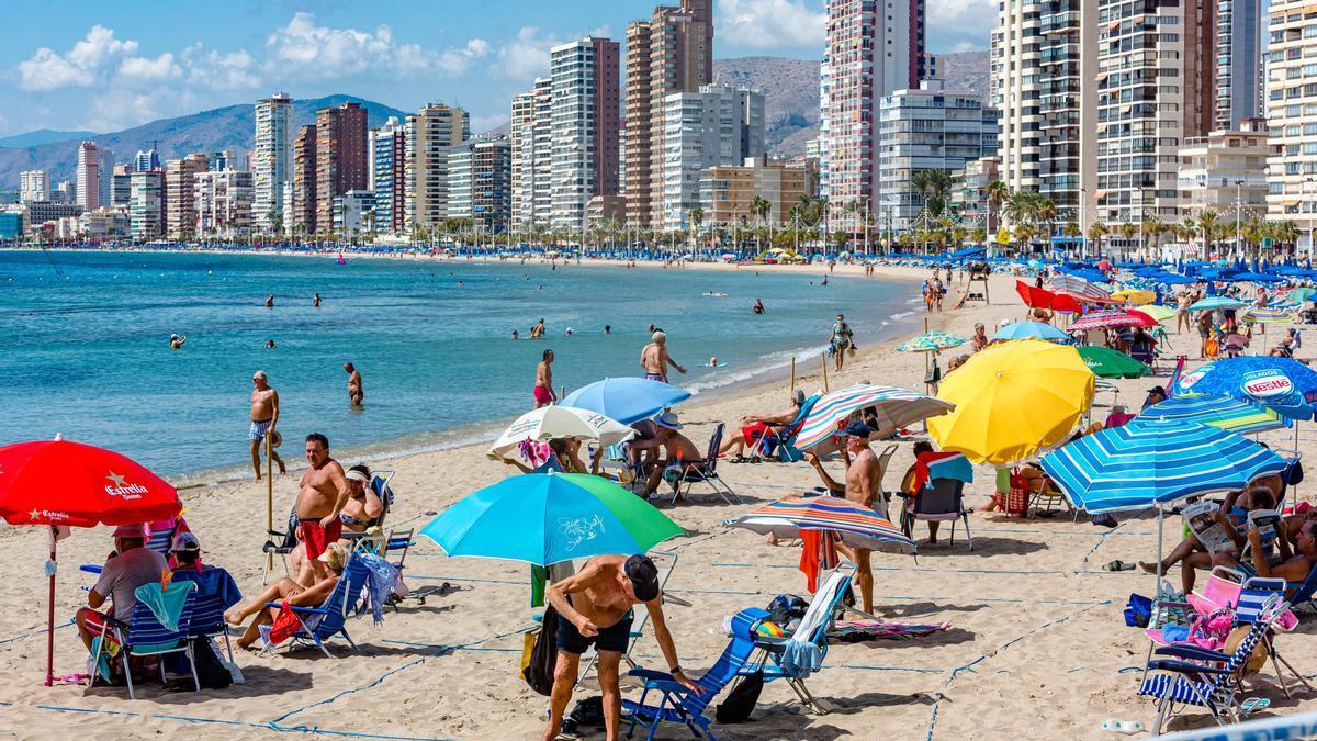 La parcelación de las playas continuará vigente en las mismas condiciones que hasta ahora.