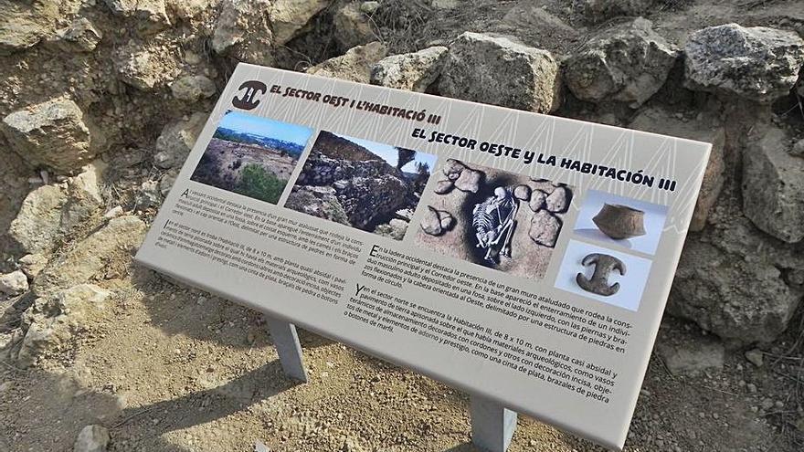 Nuevas visitas guiadas a la Lloma de Betxí de Paterna