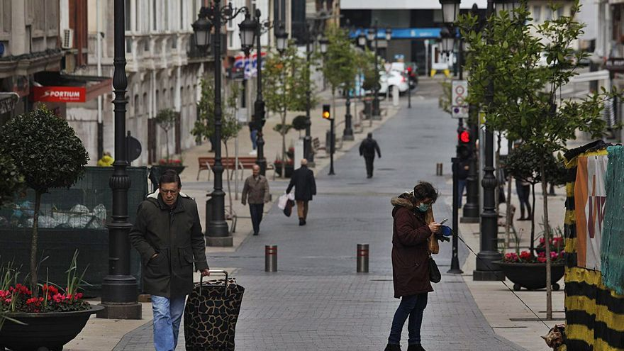 Más de la mitad de los residentes en la ciudad no son avilesinos de nacimiento