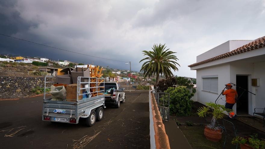 La ceniza del volcán amenaza los cultivos