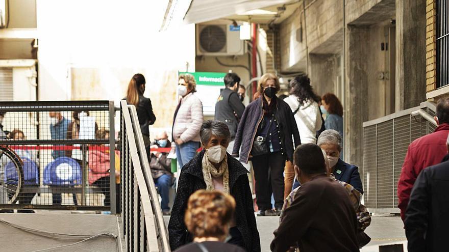La desescalada de la pandemia se ralentiza en la provincia de Málaga