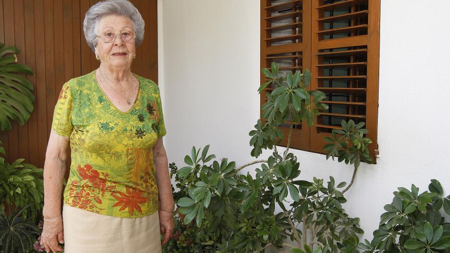 Fallece Margarita Noguera, una de las maestras más queridas de Ibiza