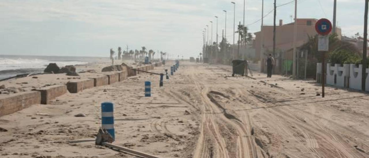 Almassora iniciará en enero la mejora de Benafelí tras siete años de reivindicaciones