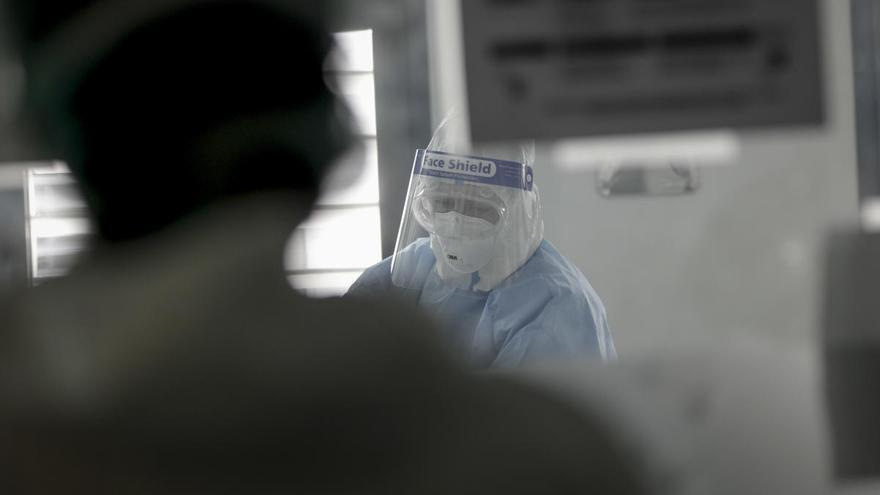 Tres positivos y ocho aislados por coronavirus en el Centro de Salud de Vilafranca