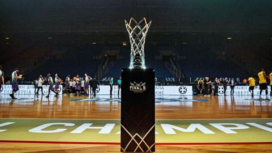 El Unicaja conocerá hoy a sus rivales en la Basket Champions League