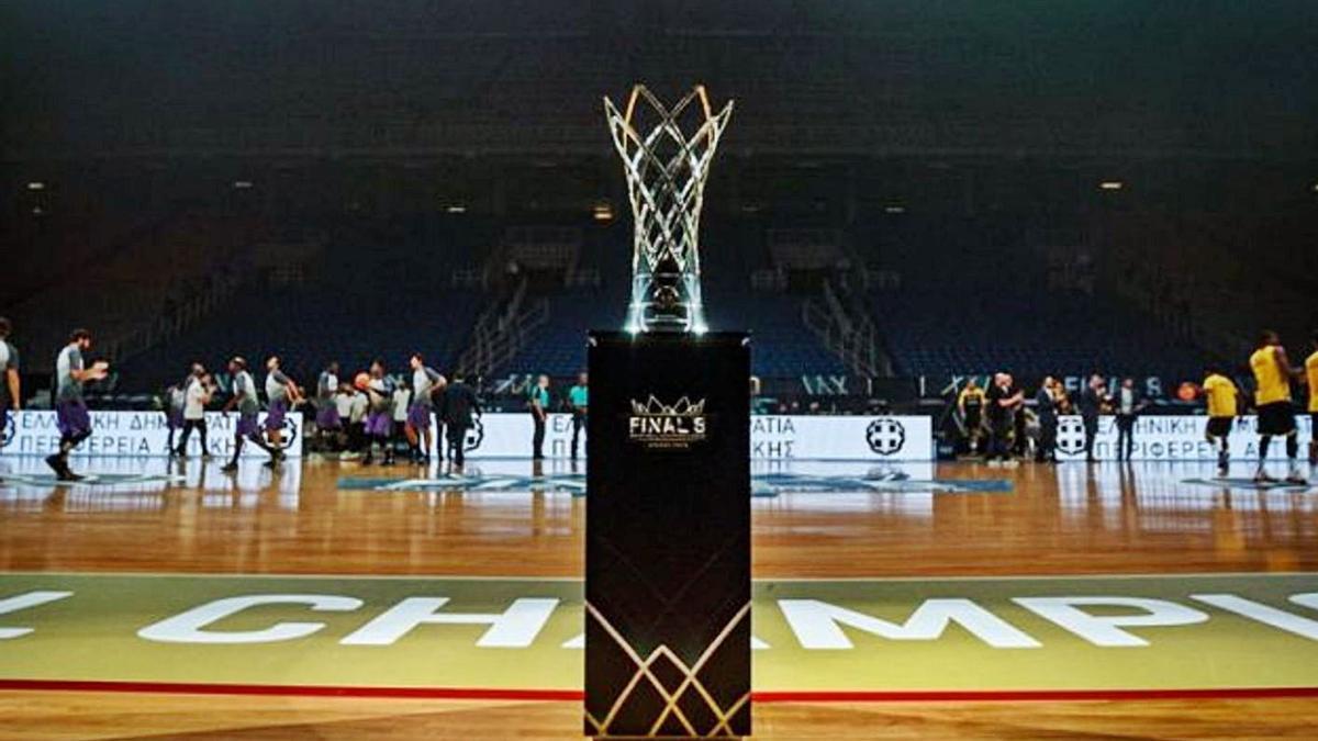 El Unicaja tratará la próxima temporada de ganar la Basketball Champions League. | LA OPINIÓN
