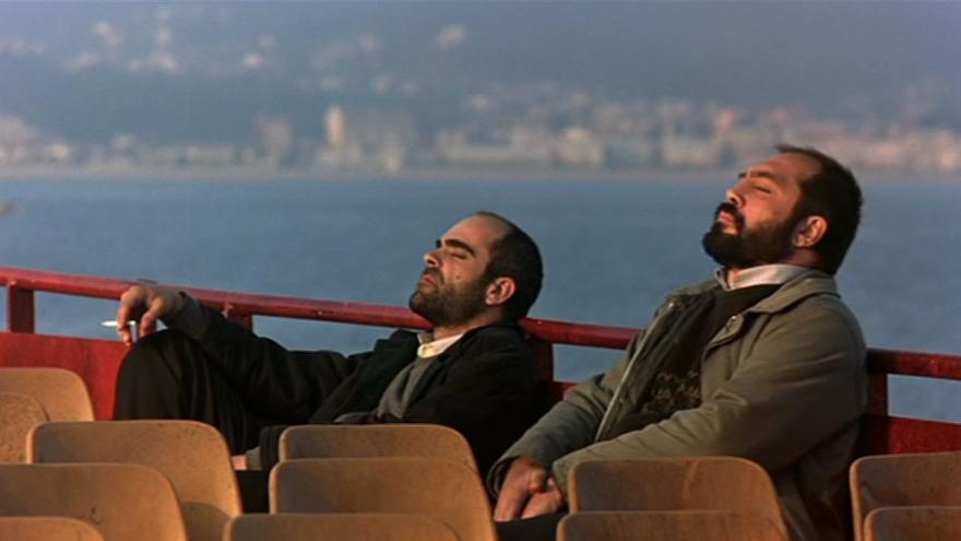 El 'Ficas', el cinematográfico barco con el que Rodrigo Freire revolucionó la ría