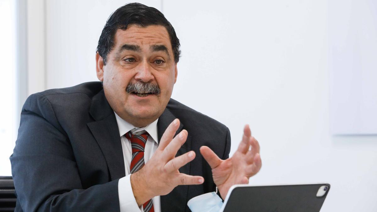 José Miguel Rosell, CEO y fundador de S2 Grupo y vocal del Consell Social de la UV.