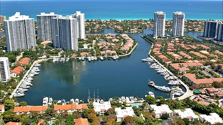 EE UU finaliza el decomiso de las propiedades en Miami de Tauroni
