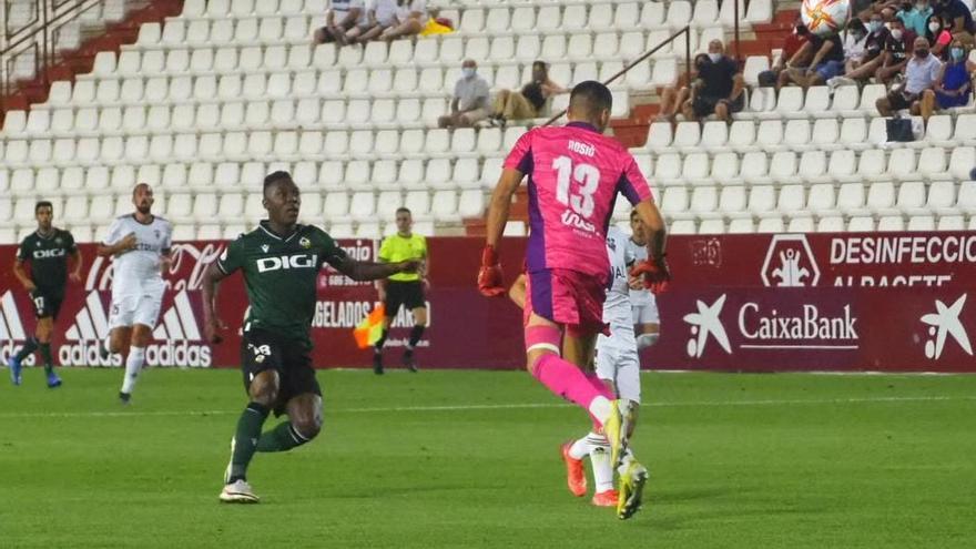 El Albacete inflige un justo castigo a un Castellón de lo más 'verde' (3-1)