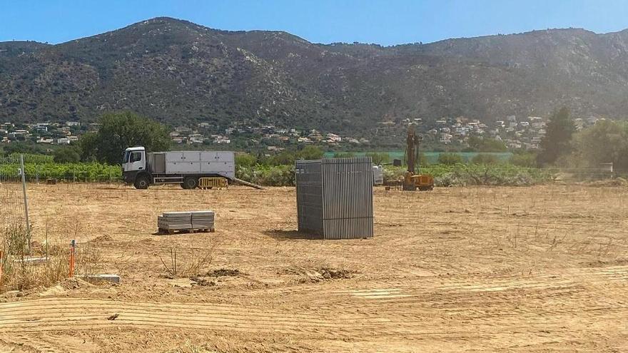 Pau inicia els treballs per construir la nova depuradora