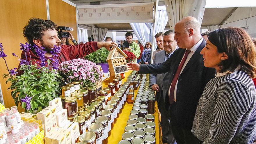 Expomiel 2018 se abre con la reivindicación de salvar al sector apícola cordobés