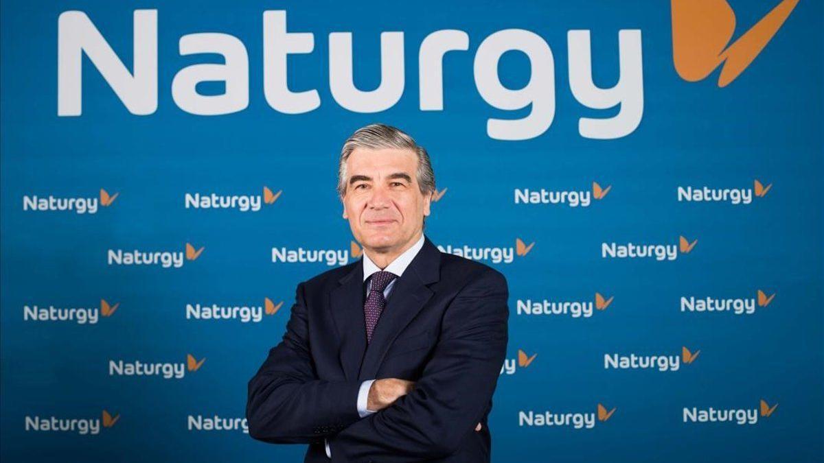 El presidente de Naturgy, Francisco Reynés.