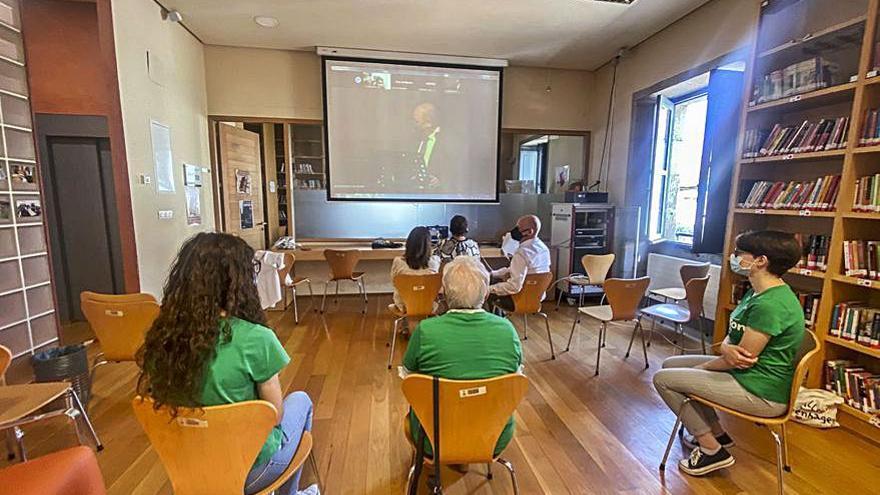 La Biblioteca de Verín, entre las 10 mejores de España