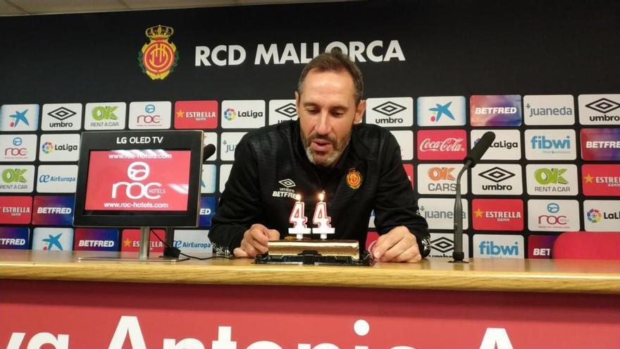 """Moreno: """"¿Por mi cumpleaños? Solo pido un regalo, la victoria"""""""