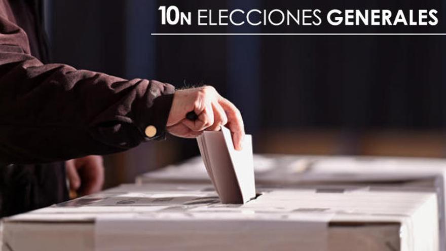 En directo | Los resultados en Canarias de las Elecciones Generales del 10N de 2019