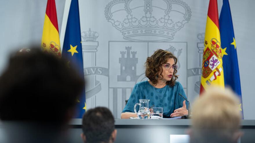 Catalunya rep avui 1.513 milions d'euros del fons extraordinari de l'Estat