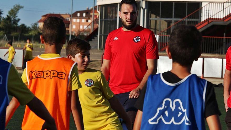 El Zamora CF quiere ser la cantera referente en la provincia
