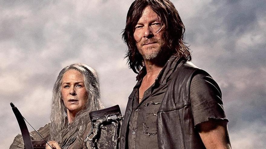 """«The Walking Dead» prepara un """"spin-off"""" de Daryl i Carol"""