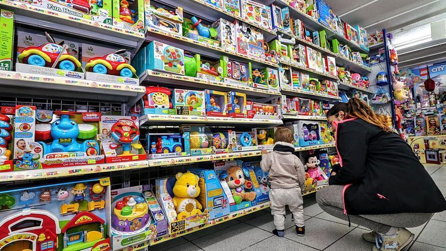 La subida de los materiales y el transporte deja en el aire la campaña del juguete