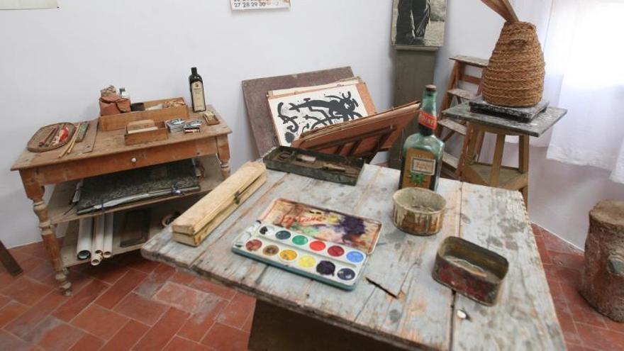 L'orígen de l'univers de Joan Miró obre les seves portes al públic