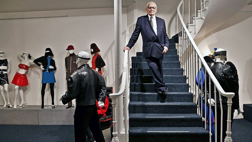 Adiós a Pierre Cardin, el legendario aventurero futurista de la moda del siglo XX