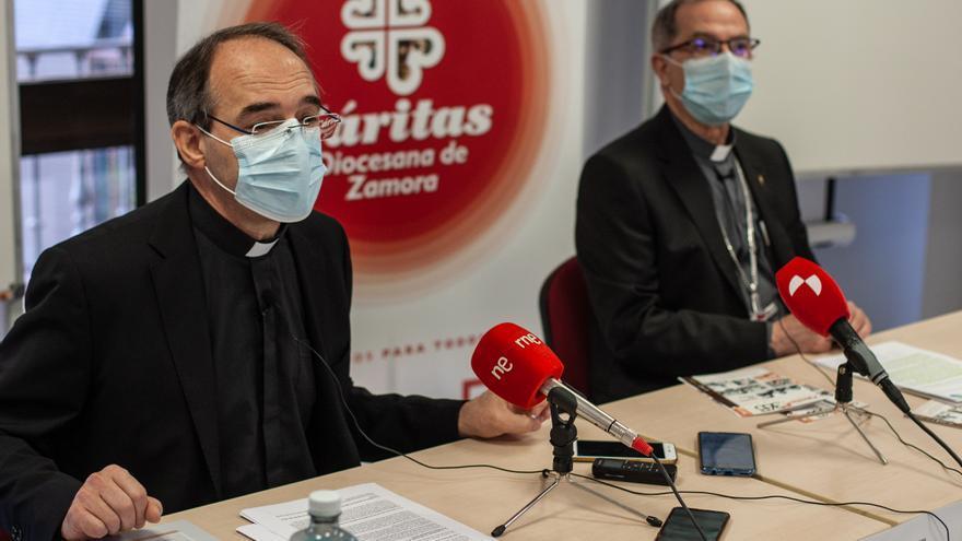Cáritas Zamora invierte más de 10 millones de euros en el año de la pandemia