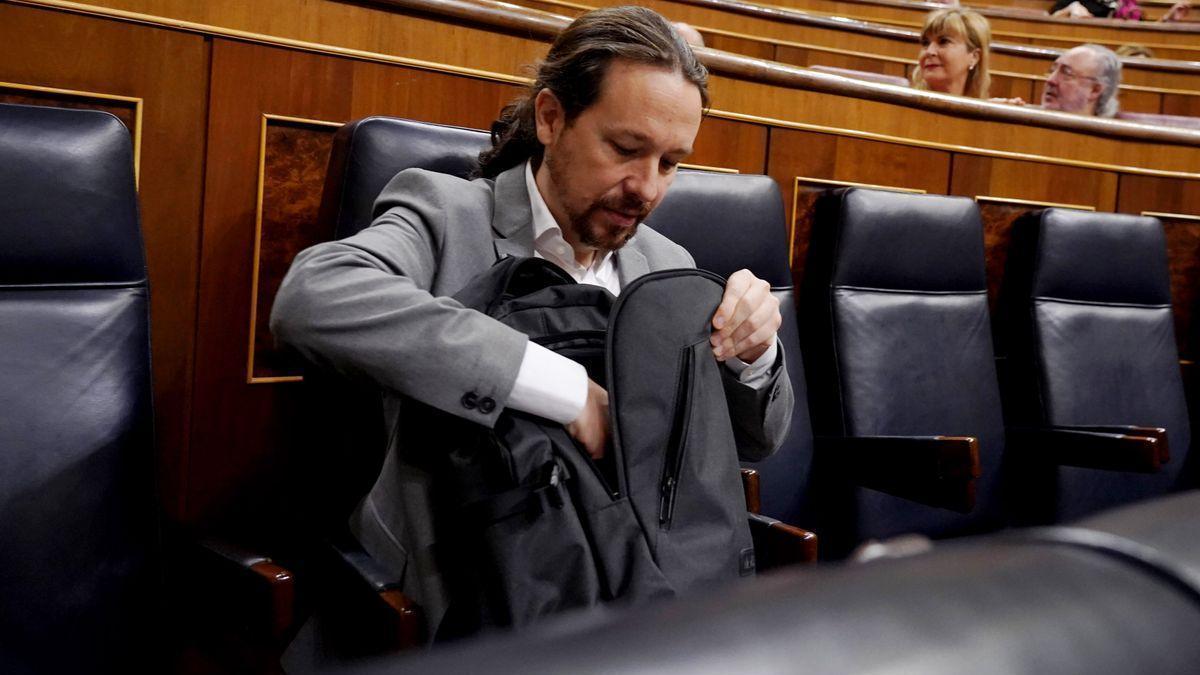 """Iglesias: """"Es muy probable que Ayuso acabe en prisión"""""""