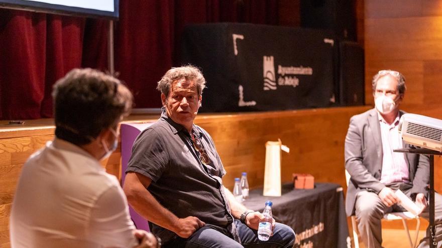 Espaldarazo de Jorge Sanz a las condiciones de Canarias para los rodajes de cine