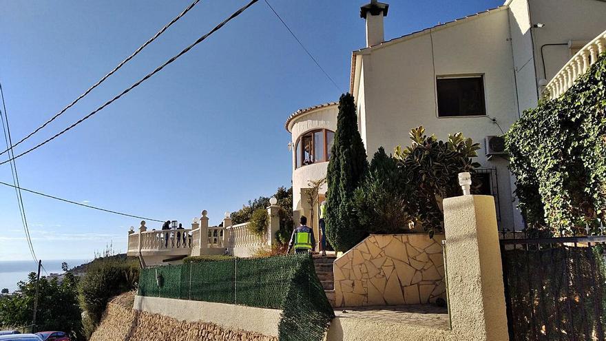 Golpe a una mafia de tráfico de armas en Calp y València