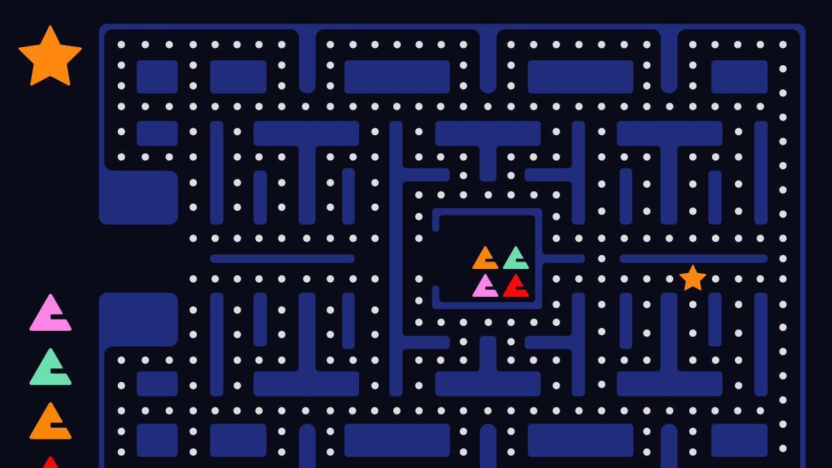 Pac-Man cumple 40 años.