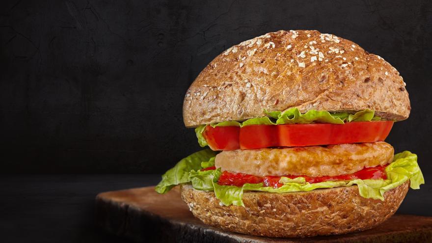 El secreto de la hamburguesa que no engorda y se cocina en dos minutos