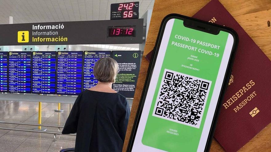 El pasaporte covid podría pedirse en festivales o eventos masivos