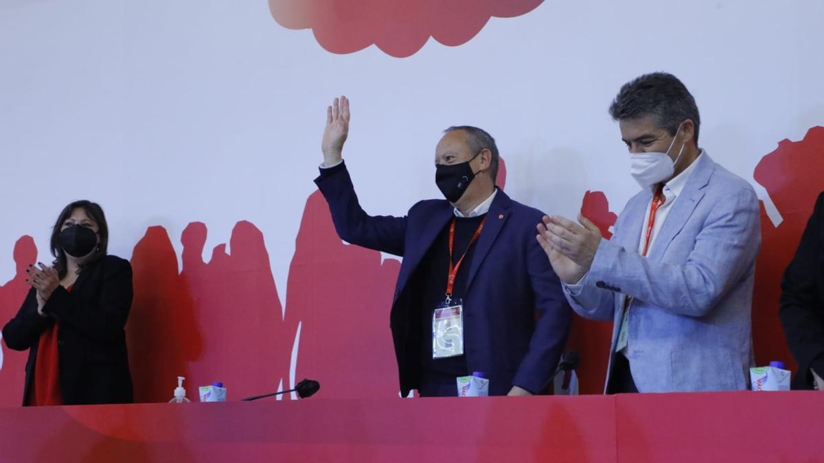 Ismael Sáez es reelegido secretario general de UGT-PV