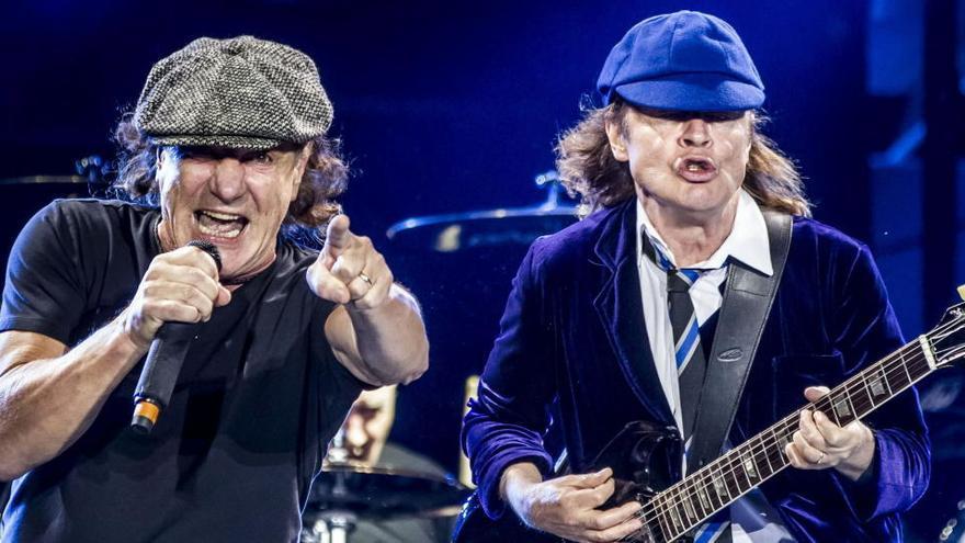 'Shot in the Dark', el avance del nuevo álbum de AC/DC