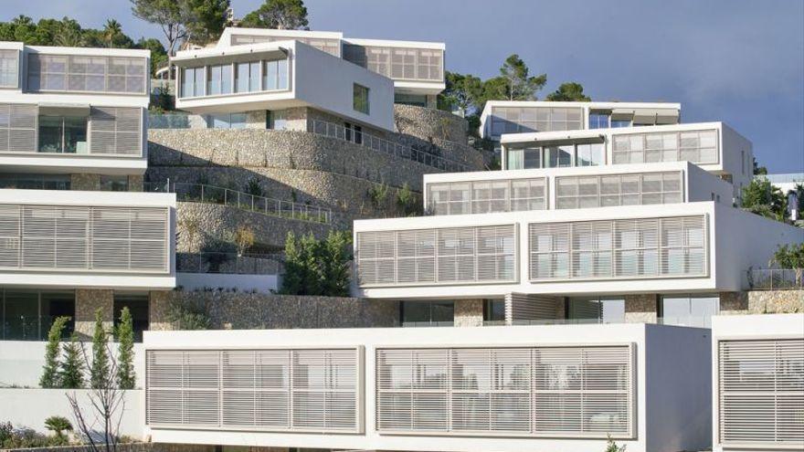 Stolz der Architekten und Tadel der Naturschützer in Cala Llamp