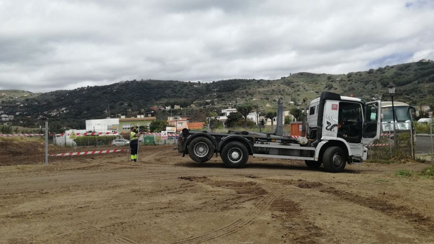 Hiperdino construirá un hipermercado de unos 4.000 metros en Santa Brígida