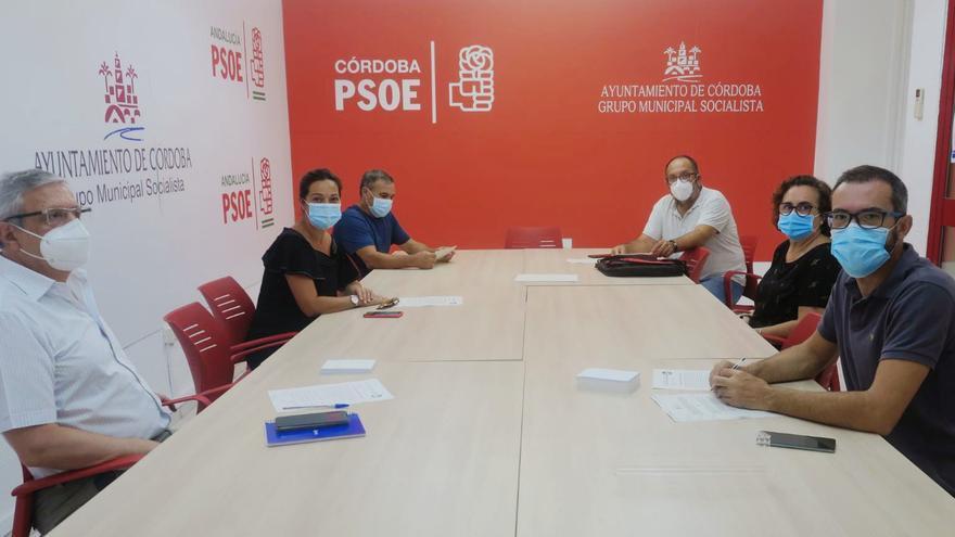 El PSOE exige a Bellido que cumpla con los compromisos adquiridos con el barrio de Huerta de la Reina