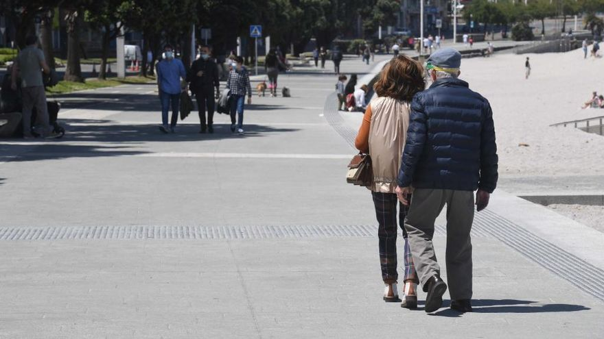 Cielo despejado en Galicia para iniciar la última semana de noviembre