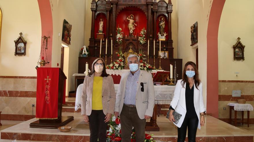 San Sebastián se queda sin procesión ni bendición de animales en Adeje por la pandemia