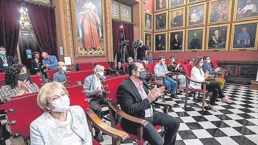 La oposición echa en cara al equipo de gobierno de Palma los proyectos no cumplidos