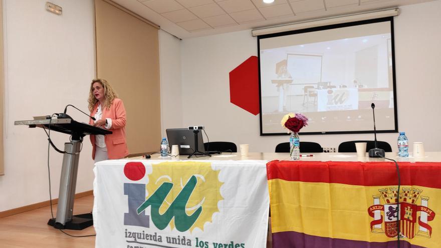 Remedios Ramos designada coordinadora local de IU Málaga