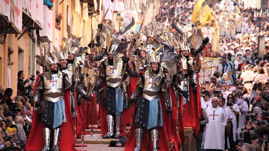 La Asociación de San Jorge estudia que las próximas Fiestas de Alcoy sean de 4 días