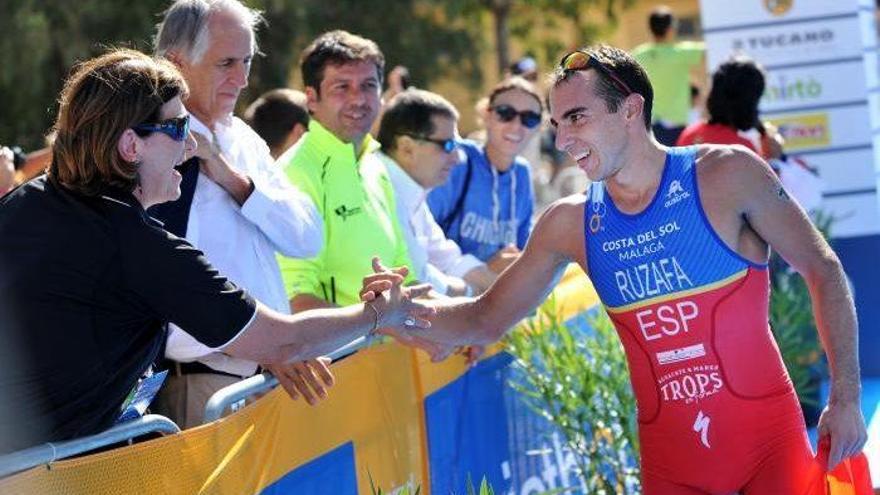 Los triatletas Ruzafa, Terol y Zambrana triunfan en Rumanía