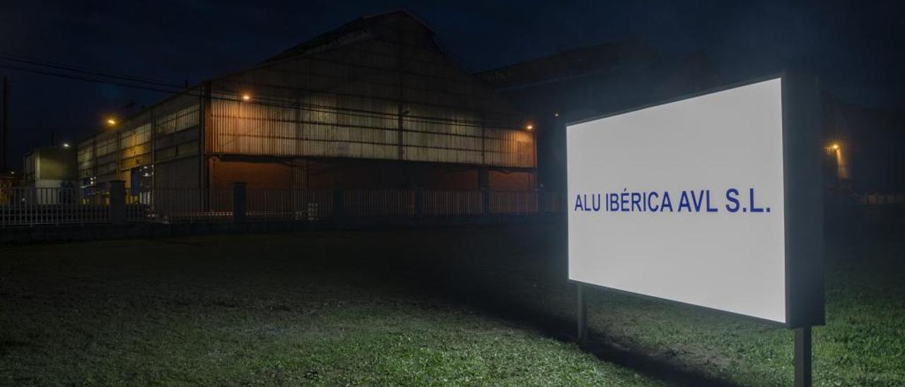 Instalaciones de Alu Ibérica