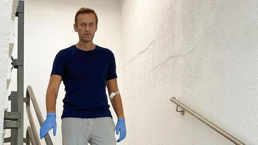Las autoridades rusas confirman el traslado de Navalni a una colonia penitenciaria
